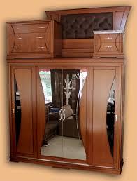 chambre a coucher porte coulissante chambre 3 portes coulissante en hetre algerie meuble atf meuble