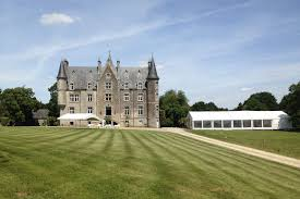chateau pour mariage château de kerambleiz en bretagne site officiel