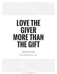 the giver more than the gift picture quotes