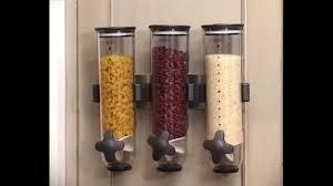 wall mounted dry food dispenser zevro wall mount dry food dispensers webstaurantstore tv video