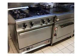 piano de cuisine professionnel stilvoll piano de cuisson professionnel occasion four gaz charvet