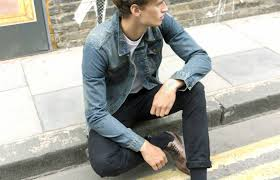 Duck Boots Mens Fashion What Shoes To Wear With Black Jeans The Idle Man