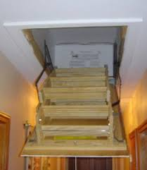 save heating and cooling dollars with the attic stair cover
