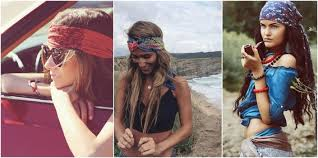 bohemian headbands yes there are ways to wear headbands and not look like blair