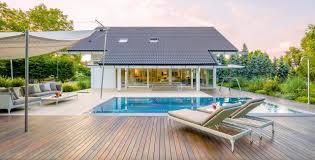 Haus Kaufen Schl Selfertig Moderne Fachwerkhäuser Aus Holz Und Glas Das Original