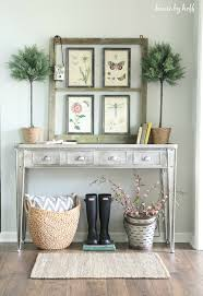 Spring Decor 2017 Spring Decorating With Wayfair House By Hoff