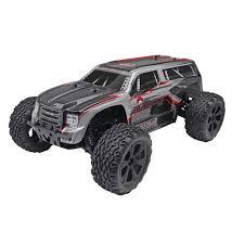 monster jam monster trucks toys redcat monster truck blackout xte pro silversuv rc car u0026 truck
