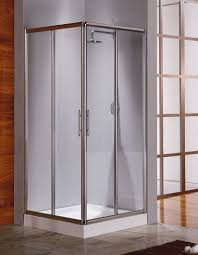 Modern Sliding Glass Shower Doors by Design And Manufacture Bathroom Shower Stalls Free Standing Stall