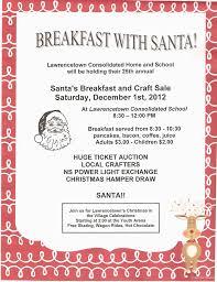 breakfast with santa breakfast with santa santa shop