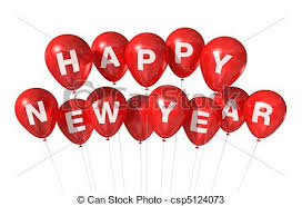happy new year balloon drawings of happy new year balloons happy new year balloons