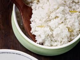 ginger rice recipe paul qui food u0026 wine