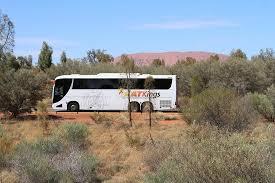 Desert Gardens Hotel Ayers Rock Att Buses Offer Frequent Transport Services To Desert Gardens