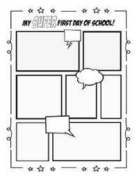 all sizes comic book template flickr photo sharing kid