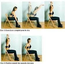 sur chaise exercice abdo chaise coach nutrition et sportif