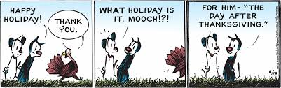mutts dear turkeys happy happy day after thanksgiving