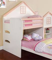 citadel white twin twin loft bed house design