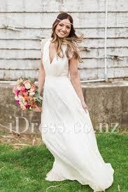 wedding dress nz bohemia cap sleeve a line wedding dress idress