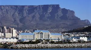 the table bay hotel aerial view of the table bay with table mountain in the background 2 jpg