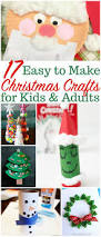 Easy Christmas Crafts For Kids And Adults To Create