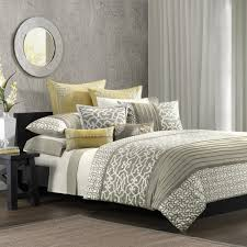 Natori Duvet N Natori 10 Piece Fretwork Comforter Set Multicolor King