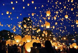 lanterne de sol en papier barcelonnette des lanternes célestes illumineront le ciel ubayen