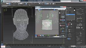 3d Max by Unwrap Uvw Modifier In 3ds Max Part 01 Youtube