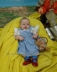 Toddler Dorothy Halloween Costume 178 Baby Halloween Costumes Images Homemade