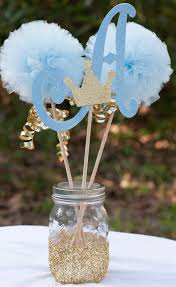 bautizo centerpieces centerpieces for baby shower ba shower boy centerpiece ideas best 20