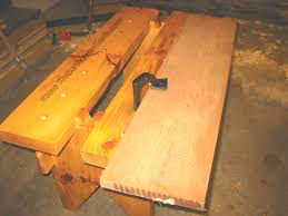 Bench Holdfast Timber Frame Tools New Fangled Saw Bench