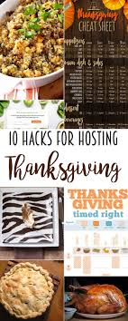 10 hacks for hosting thanksgiving not stressgiving lydi out loud