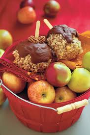 candy apple ideas for halloween halloween dessert recipes and treats for kids southern living