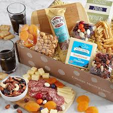 Cheese Gift Baskets Meats Cheese And Snack Gift Baskets