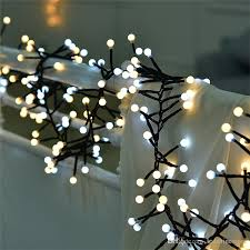 400 led outdoor christmas lights led 3m 400 globe dual color string christmas light decorations light