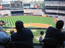 Yankee Stadium Floor Plan Yankee Stadium Seating Two Useful Tips Mlb Ballpark Guides