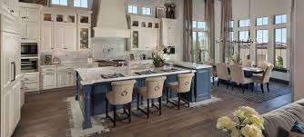 mediterranean kitchen design presenting natural tones in contemporary mediterranean kitchen