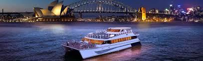 sydney harbor dinner cruise dinner cruises sydney harbour haurborside cruises