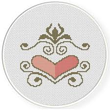 908 best daily free cross stitch patterns images on