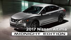 nissan altima 2015 rims 2017 nissan altima midnight edition youtube