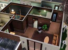 Sims 3 Kitchen Ideas Apartments For Sims 3 At My Sim Realty