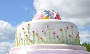 Summer Garden Party Ideas - garden party cakes cake geek magazine