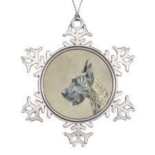 brindle great dane ornaments u0026 keepsake ornaments zazzle