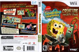 spongebob squarepants creature from the krusty krab covers