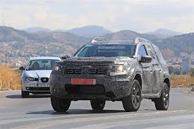 renault dacia duster 2017 new 2018 dacia duster expected to be revealed in paris on june 22