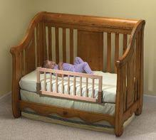 Kidco Mesh Convertible Crib Rail Baby Bed Rails A2z Babies And Beyond