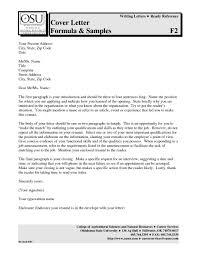 Cover Letters Nursing Resume Cover Letter For Nursing Student
