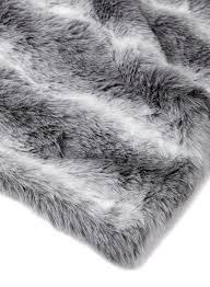 Fake Fur Throws Pottery Barn Faux Fur Throw Chinchilla Barn Decorations