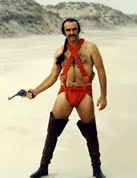 Sean Connery Mustache Meme - psbattle sean connery in zardoz rebrn com