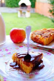 cuisiner des chignons de a la poele gâteau à la poêle aux pommes aux delices du palais