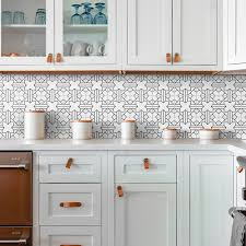 how to degrease backsplash kitchen backsplash decor white kasbah pattern