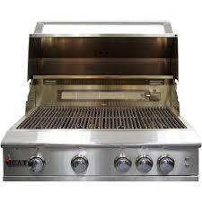 Built In Gas Grills Heat 40